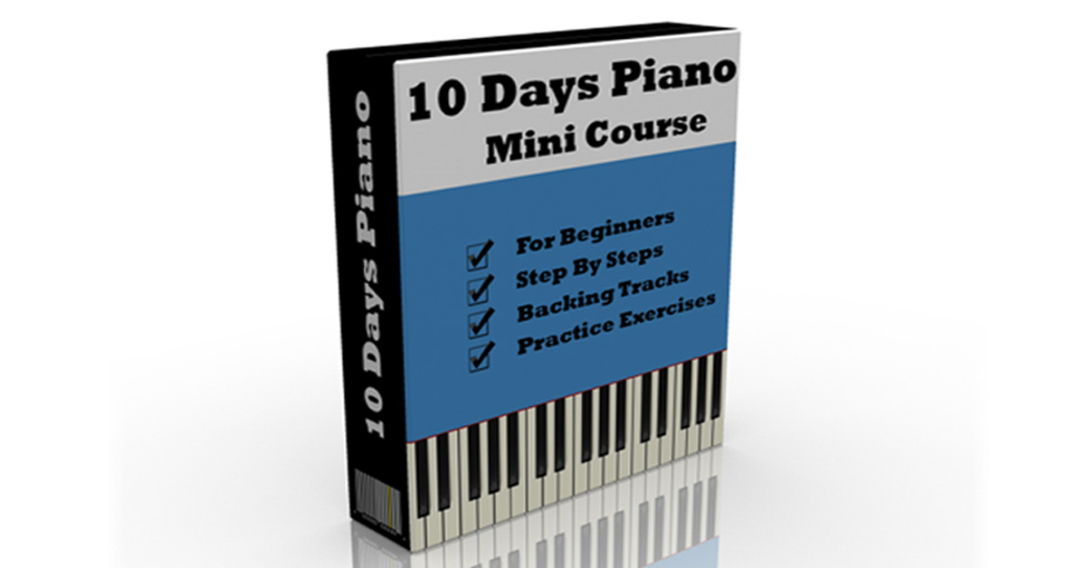 10 Days Piano Mini Course